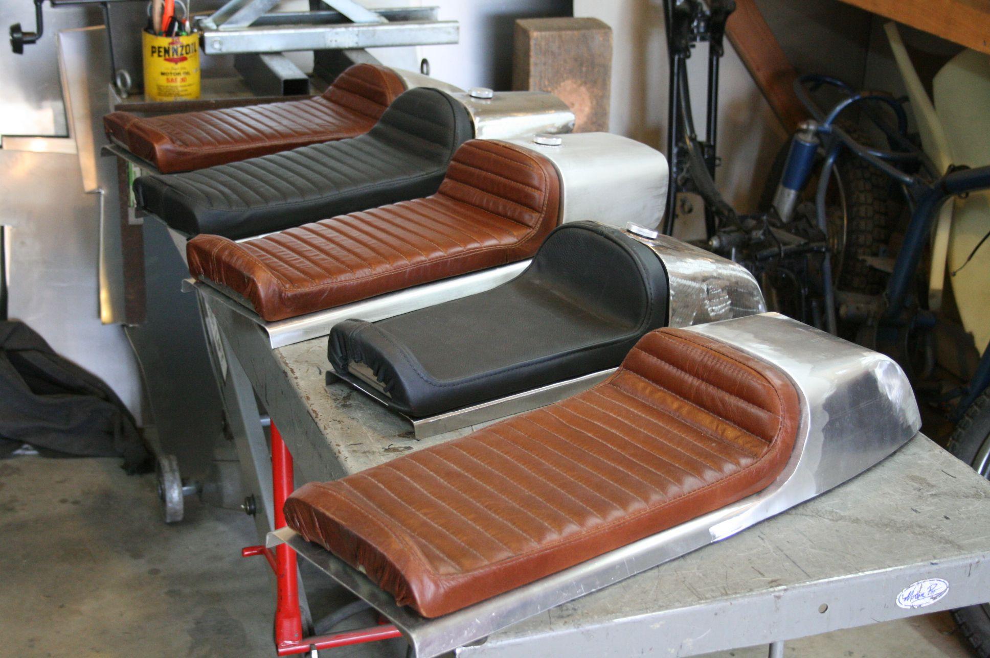 custom cafe racer seat | furry on wheels | pinterest | cafe racer