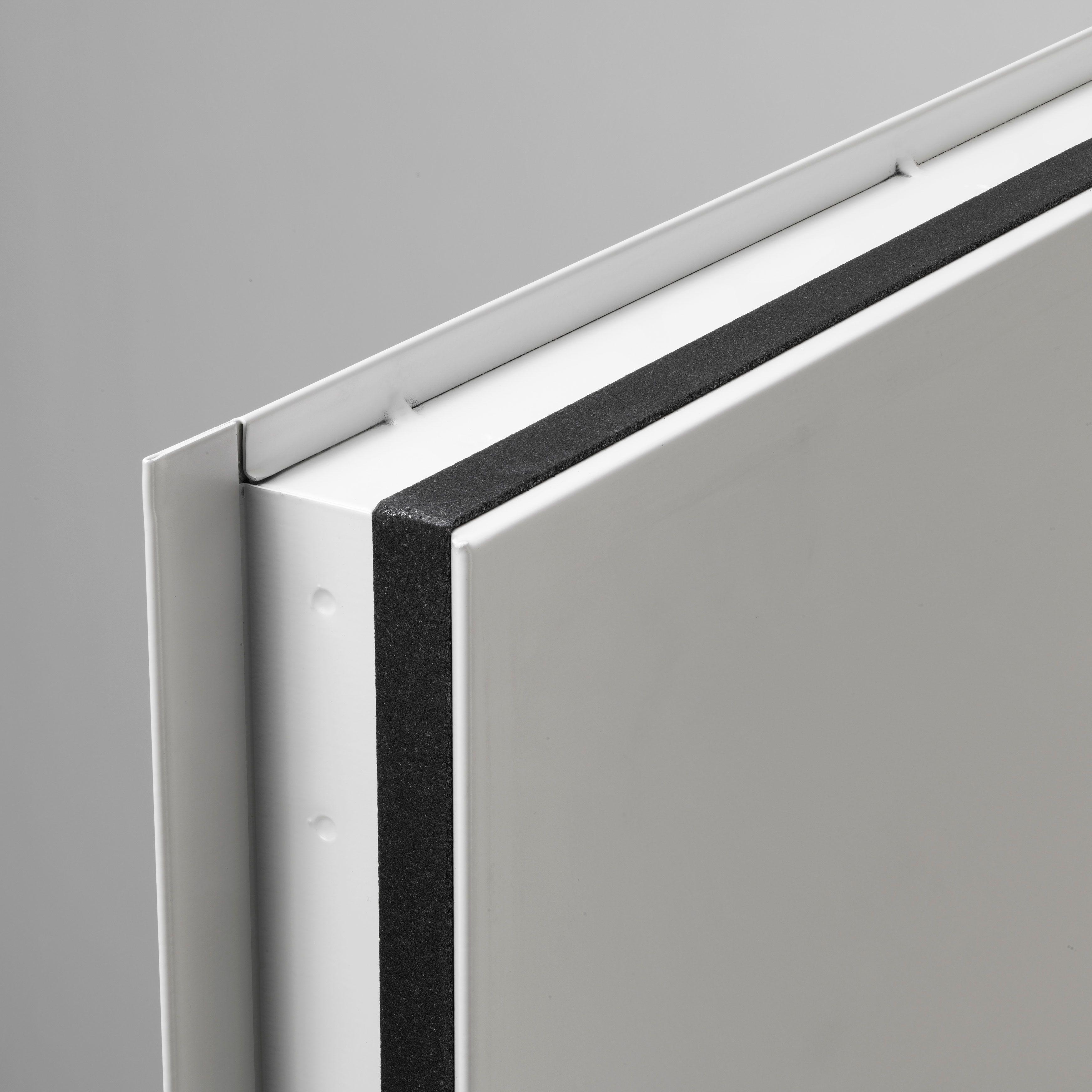Steel door Swedoor WxH: 100×210 mm, Left – Installation / mon …