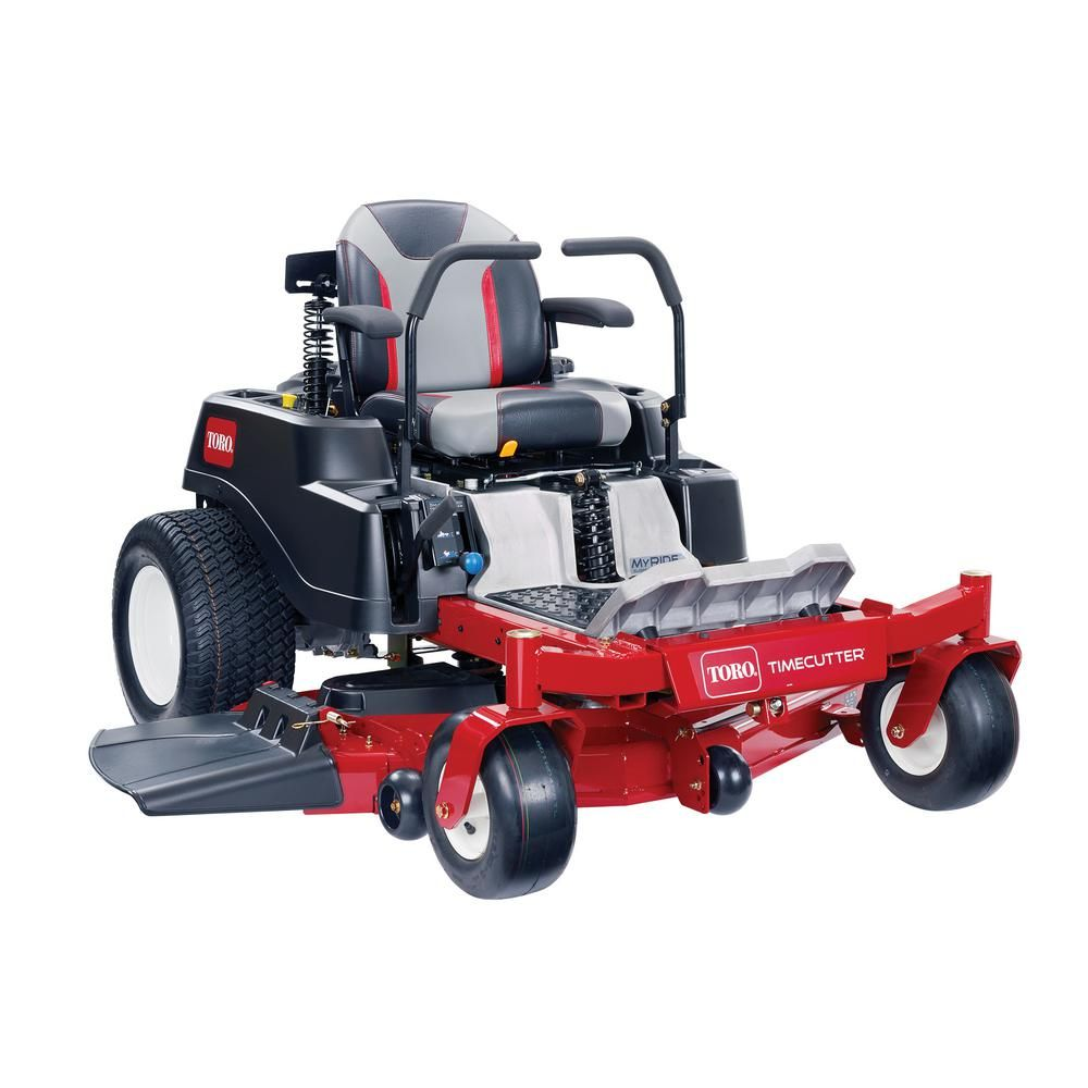 Toro Timecutter Mx5075 With Myride Suspension System 50 In Fab