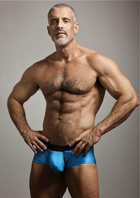 Sexy mature male