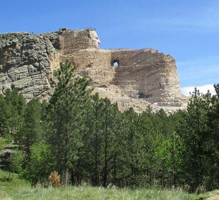 Crazy Horse - SD