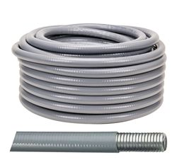 Flexible Metallic Liquid Tight Electrical Conduit Electrical Conduit Electricity Flexibility
