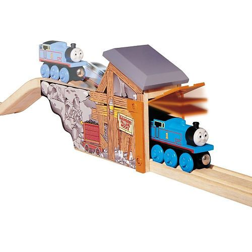 Thomas & Friends Wooden Railway Set - Quarry Mine Tunnel - Learning ...