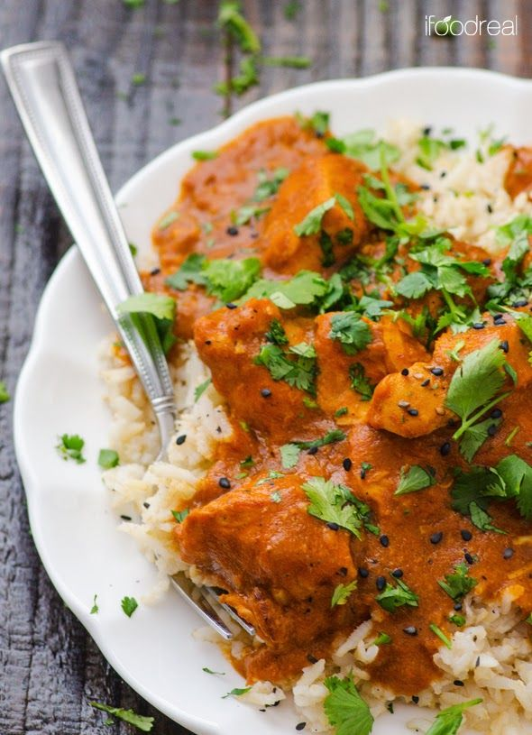 Crock pot butter chicken recipe melanie eynon eat clean crock pot butter chicken recipe melanie eynon eat clean exercise and be happy forumfinder Image collections