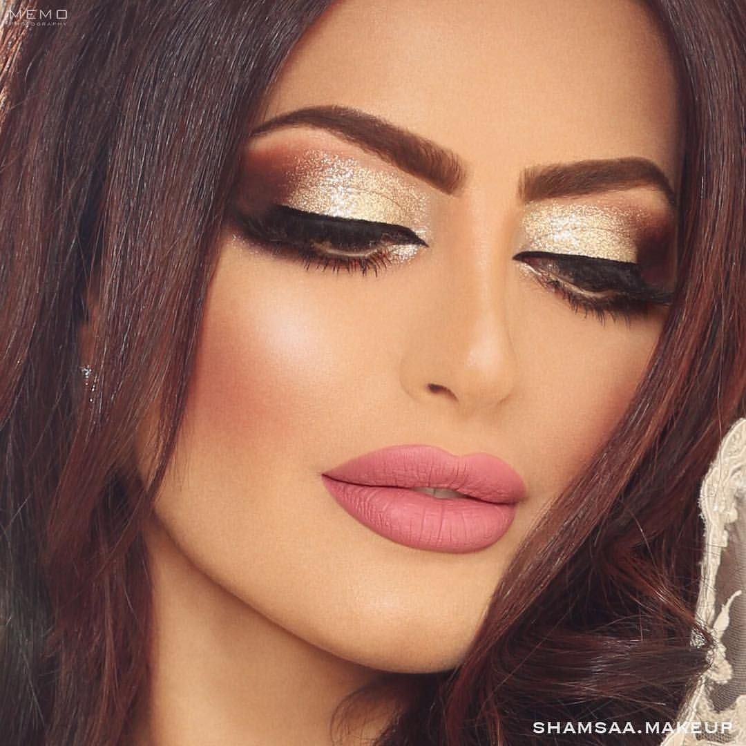 مثلگ فريد ومذهلني Simple Makeup Beauty Beauty Women