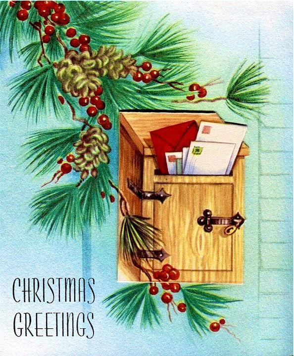 Christmas mail Christmas cards Pinterest Cosas de navidad