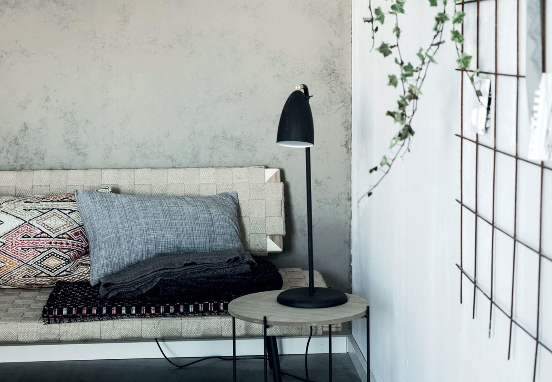 3 veje til smukke vægge med struktur: spartel, maling og tapet ...