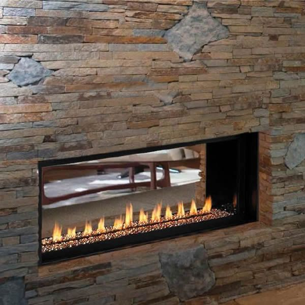 Superior 43 Ventless Fireplace Natural Gas Woodlanddirect Com Indoor Fireplaces Gas Superior Products Gas Fireplace Ventless Fireplace Fireplace