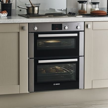 Clh Digi Det A00060 Double Oven Kitchen Wall