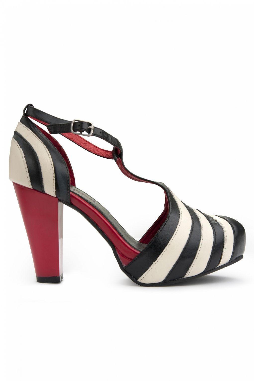 Womens Nina Ankle Strap Sandals Lola Ramona F4V6f