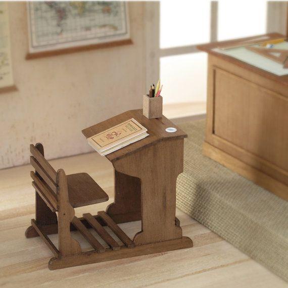 casa de muñecas en miniatura Juego de 4 patas silla escala 1.12 Accesorio de asientos de bricolaje