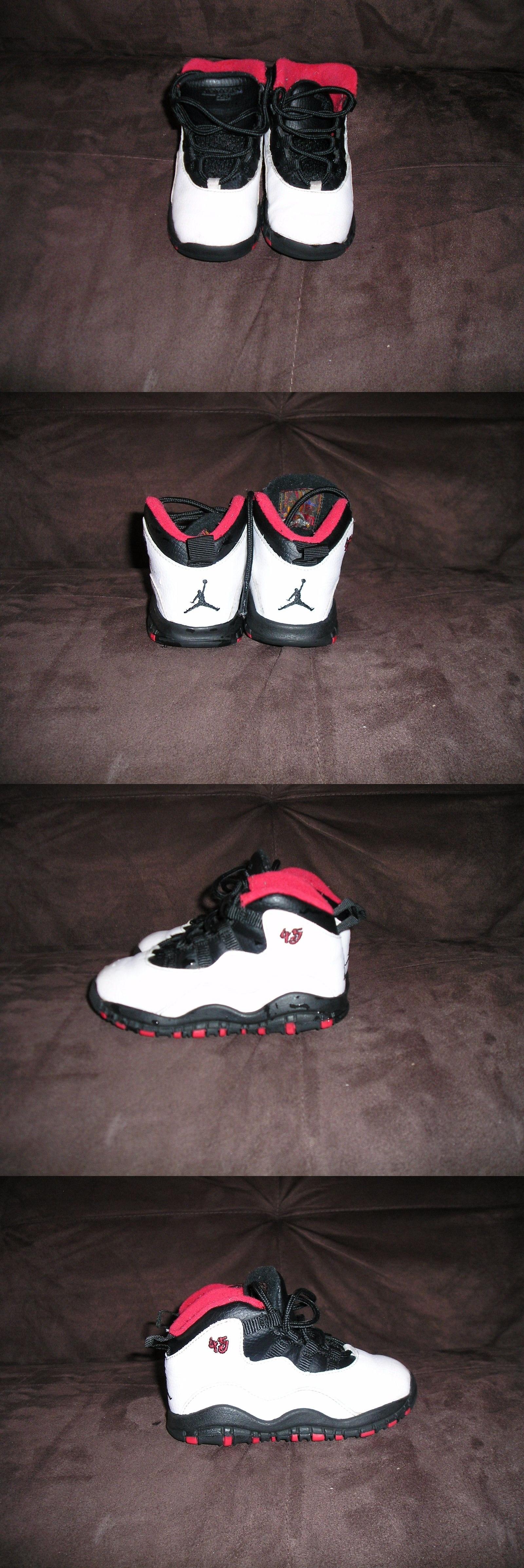 Michael Jordan Baby Clothing: Vintage Nike Michael Jordan Air Jordan  Collection Boys Toddler Size 8C