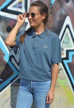 69ae99633 90s Vintage Lacoste Polo Shirt