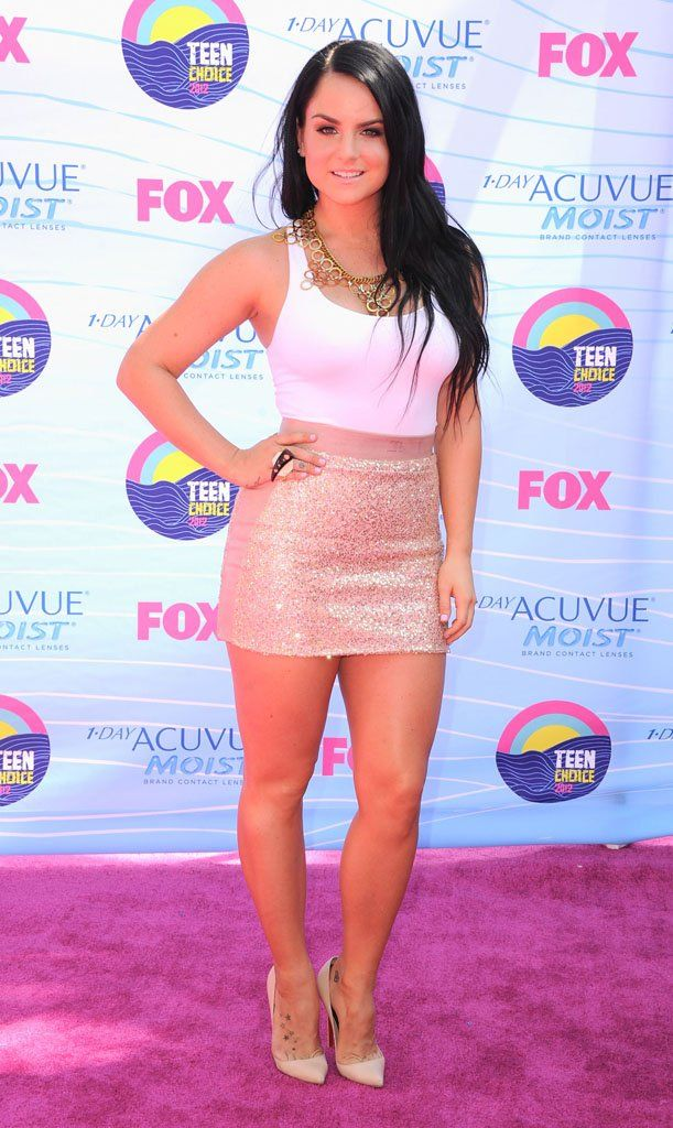 2012 Teen Choice Awards - Cute, very simple, great summer outfit ...