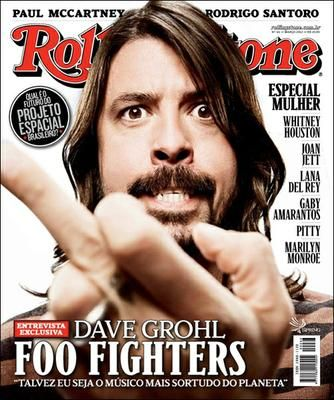 Dave Grohl is going to eat your face.