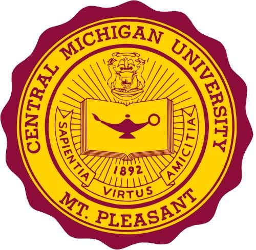 Central Michigan University Chippewas Seal Central Michigan