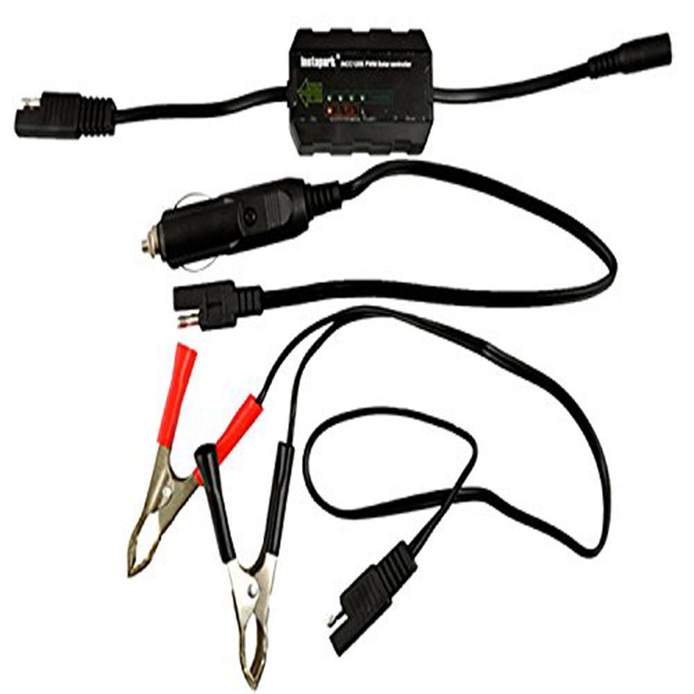 Instapark 12 Volt 5 Amp Solar Charge Controller Solar Charger Solar Amp