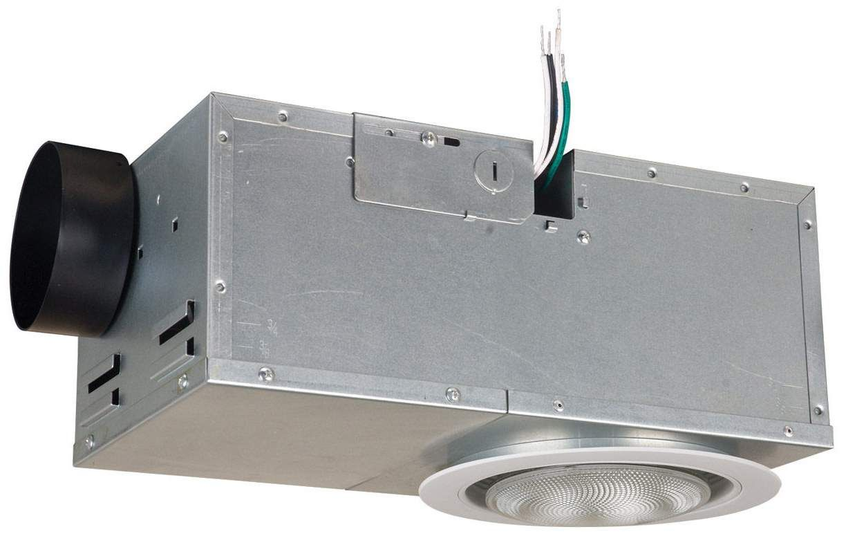 Craftmade Builder 70 Cfm Recessed Bath Exhaust Fan W Light Bath