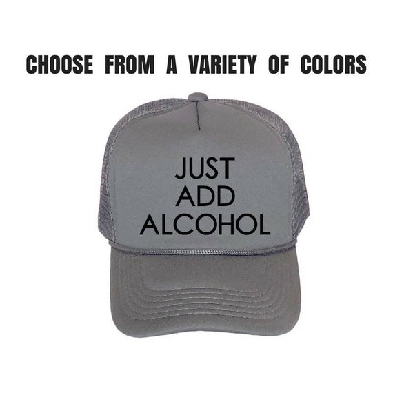 43093d76787f09 Women's Trucker Hat. Funny Hat. Bossy Lady Cap. Ladies Hat. Just Add ...