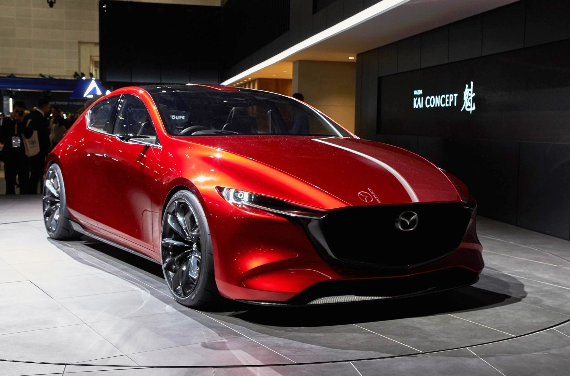 2019 Mazda 3 Sedan 2018 Car Interior, Exterior and