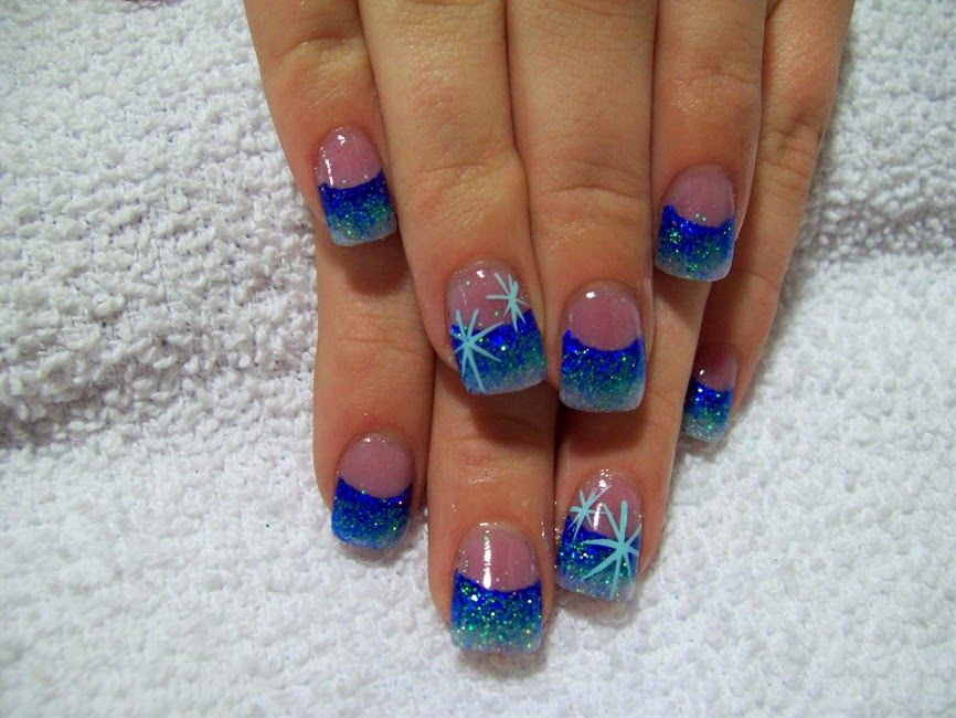 Cool Art Nails - For Easy Nail Art Video Tutorial check out this ...