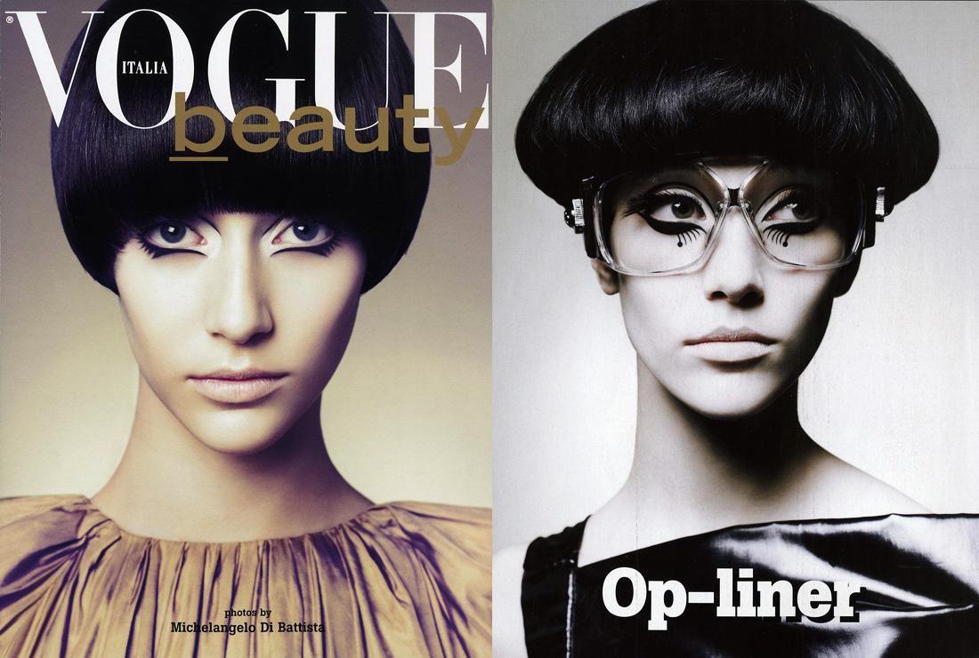Editorial Dotti New York Makeup Artists Streeters