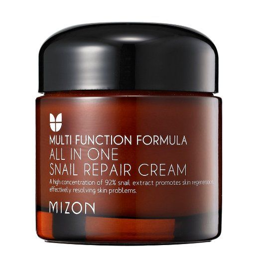 Robot Check Snail Cream Repair Cream Face Cream