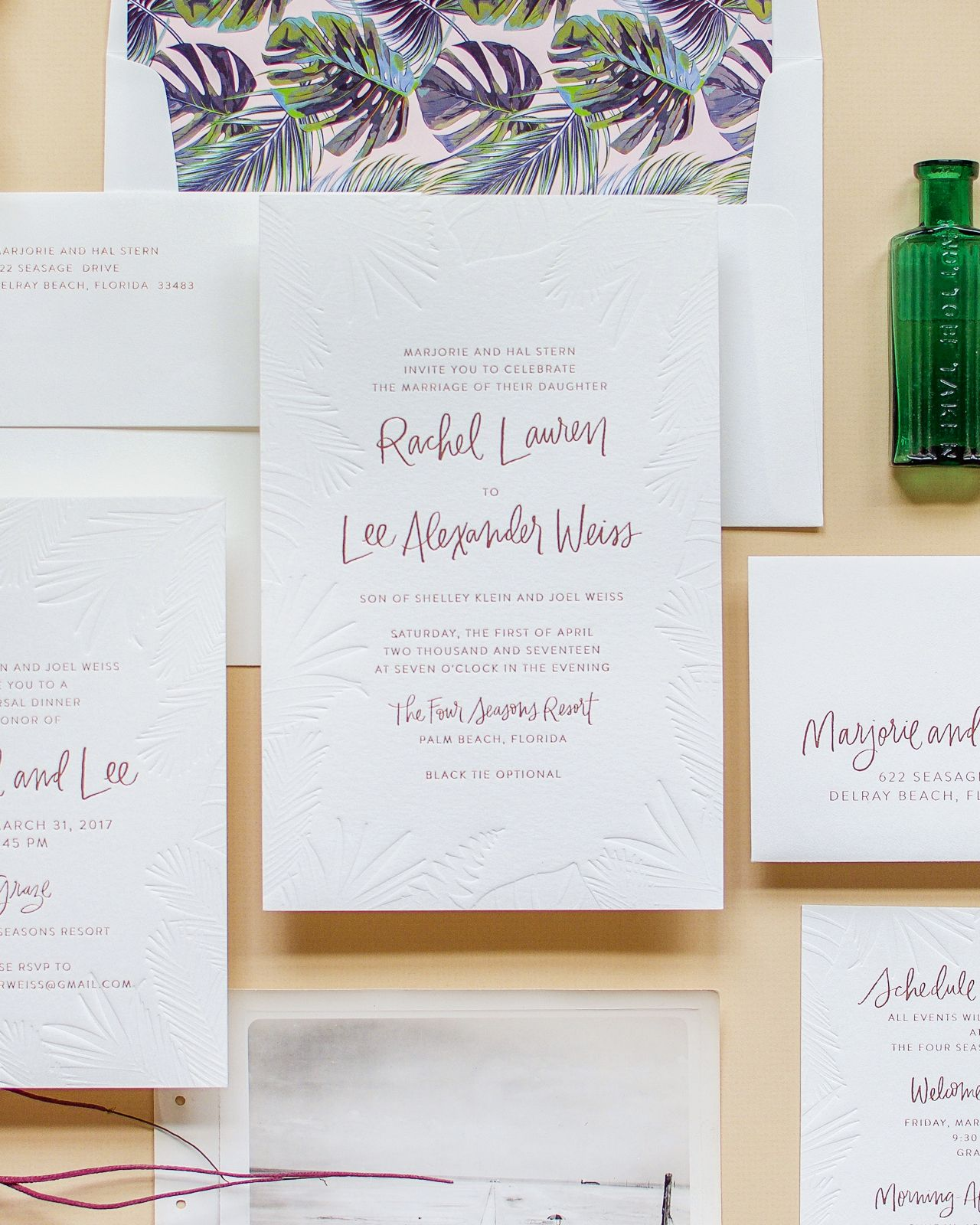 14++ Tropical wedding invitations australia ideas