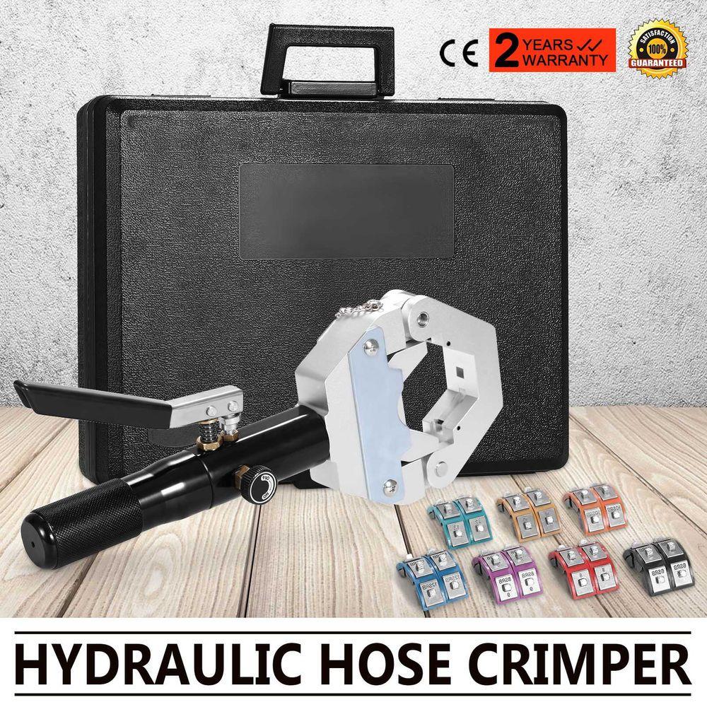 71500 Hydraulic Hose Crimper Crimping Tools Kit A/C Air