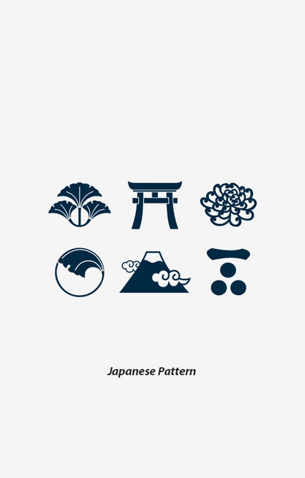 Scrittura Stile Giapponese Japanese Pattern Temporary Tattoo Bkbt Concept This Is Art