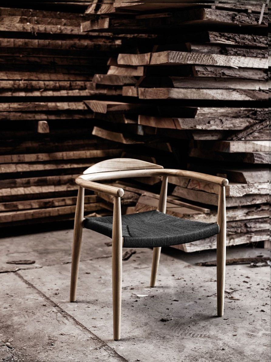 GLOSTER Dansk Chair