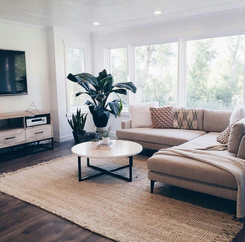 Sasha Ovard Home Modern Apartment Decor Living Room Decor Apartment Apartment Living Room