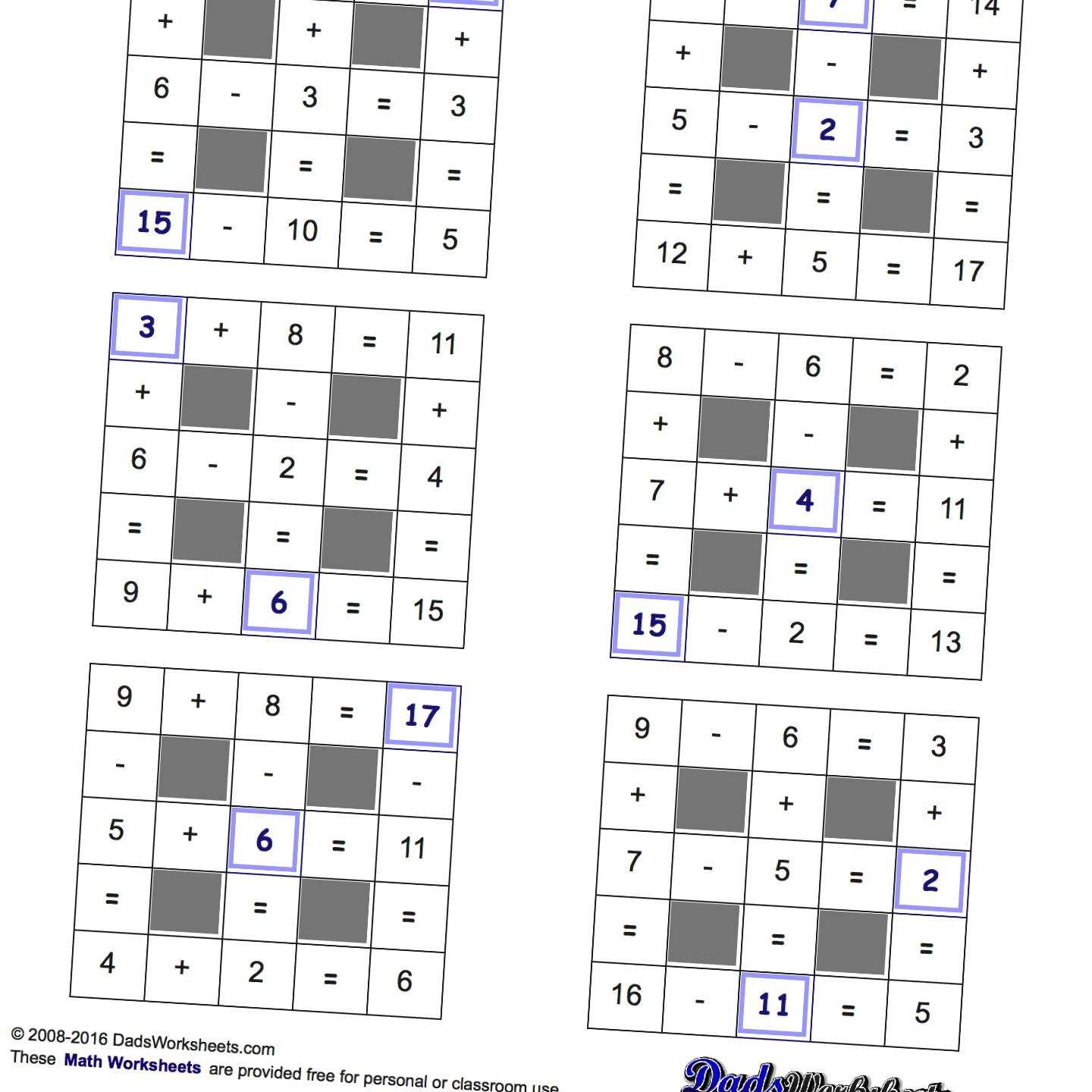 Magic Squares School