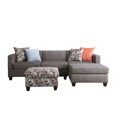 Found it at Wayfair - Reversible Chaise Sectional