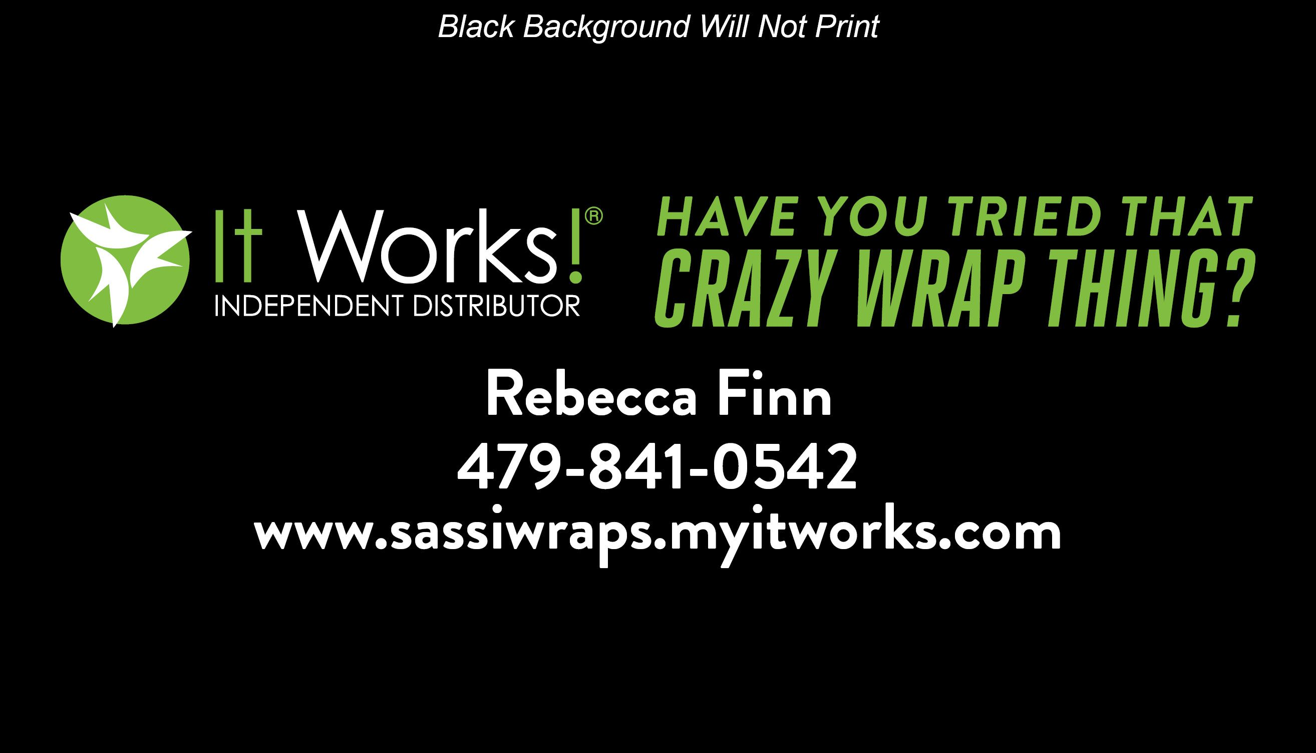 Have You Tried That Crazy Wrap Thing? Custom Car Decal – Small