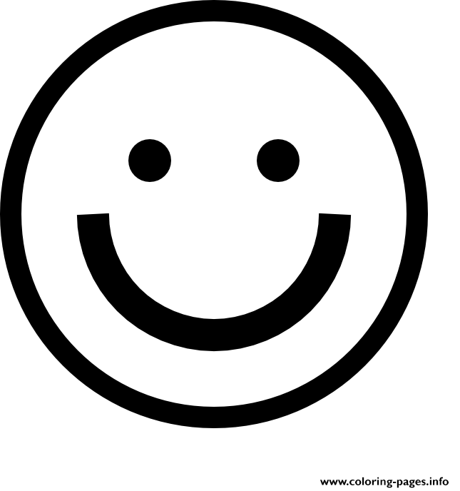 Print smile emoji 3 coloring pages | emoji | Pinterest | Emoji ...