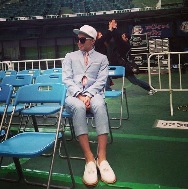 GD Jiyong G-DRAGON