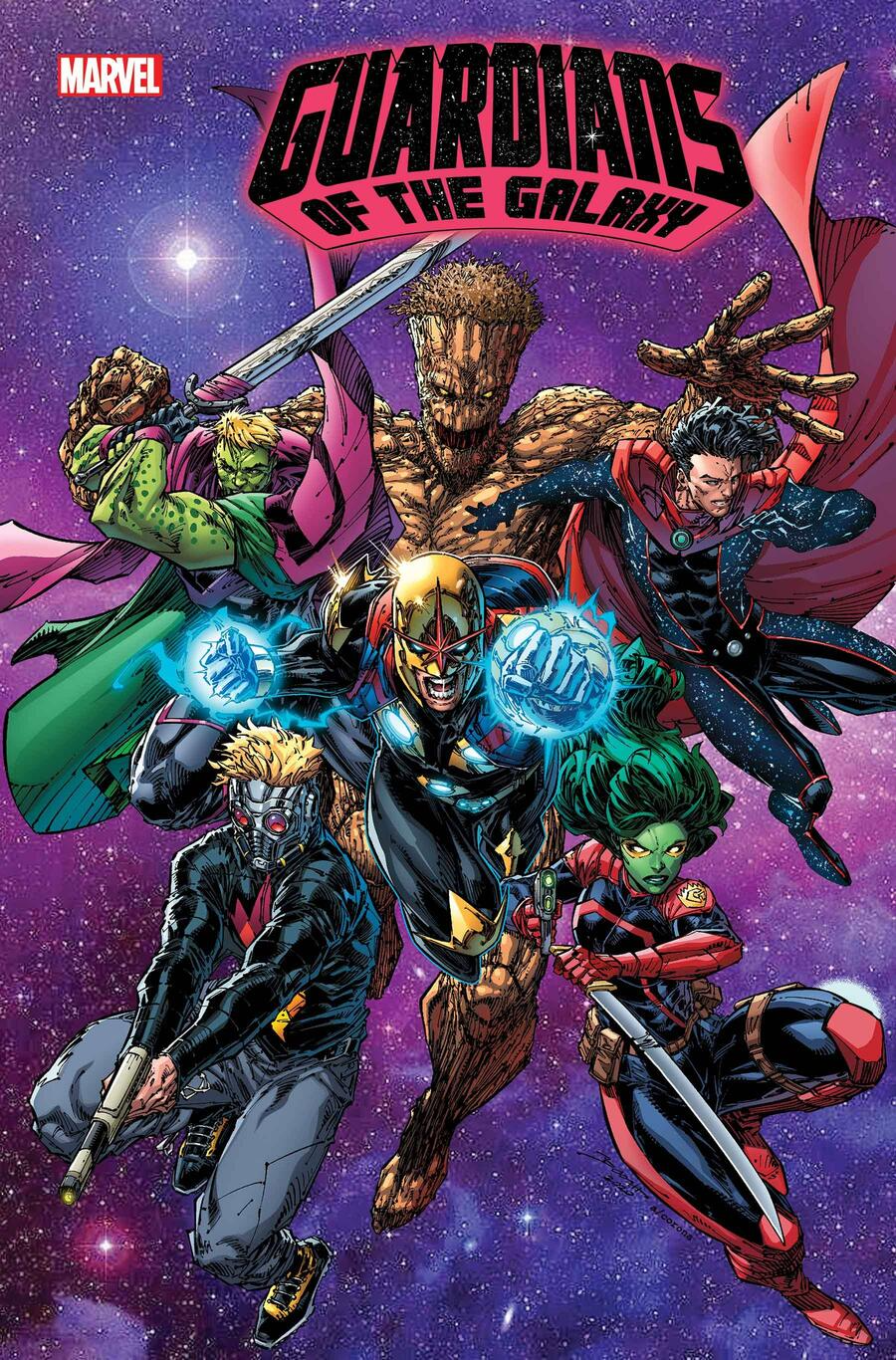 Guardians Of The Galaxy 13 Kicks Off Marvel S New Space Age Marvel In 2021 Guardians Of The Galaxy Marvel Comics