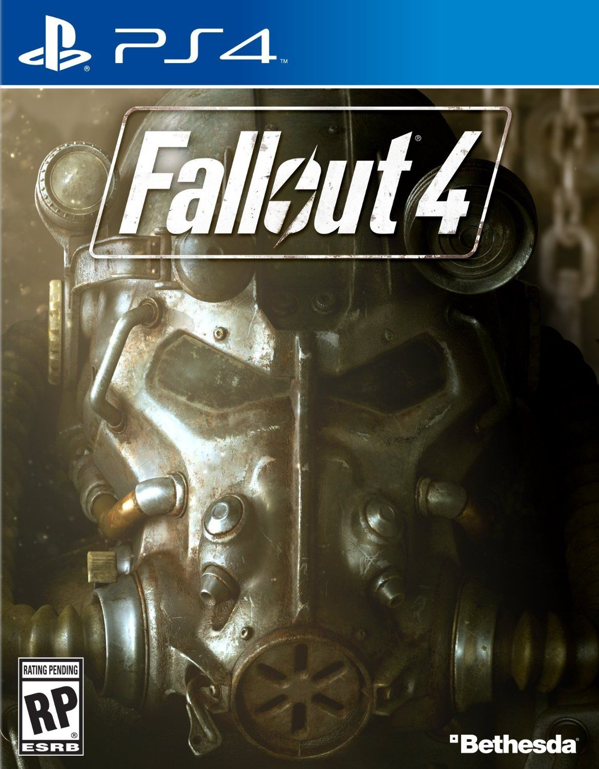 Fallout 4 cover art (PS4) Mapleleaf97 Fallout 4 xbox
