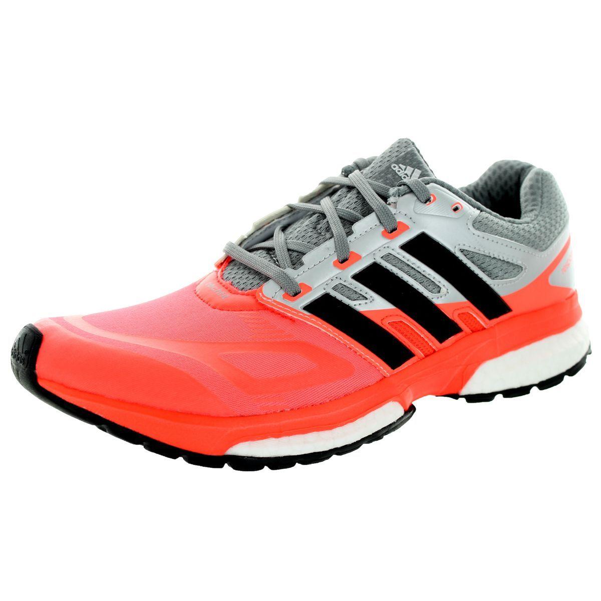 e9e06fe8c17 Adidas Men s Response Boost Techfit M  Grey Running Shoe