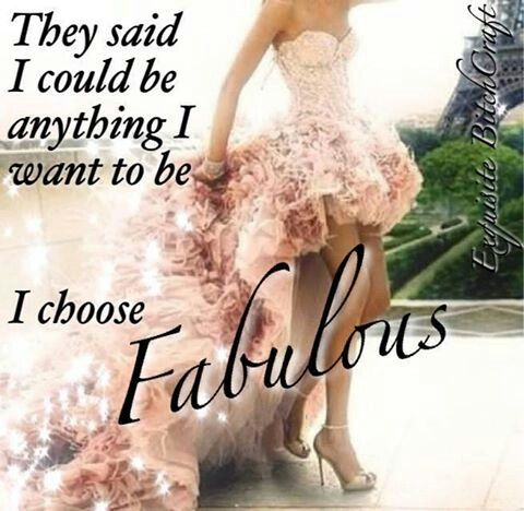 Pin by Velma Richardson on I'm Just Saying Fabulous