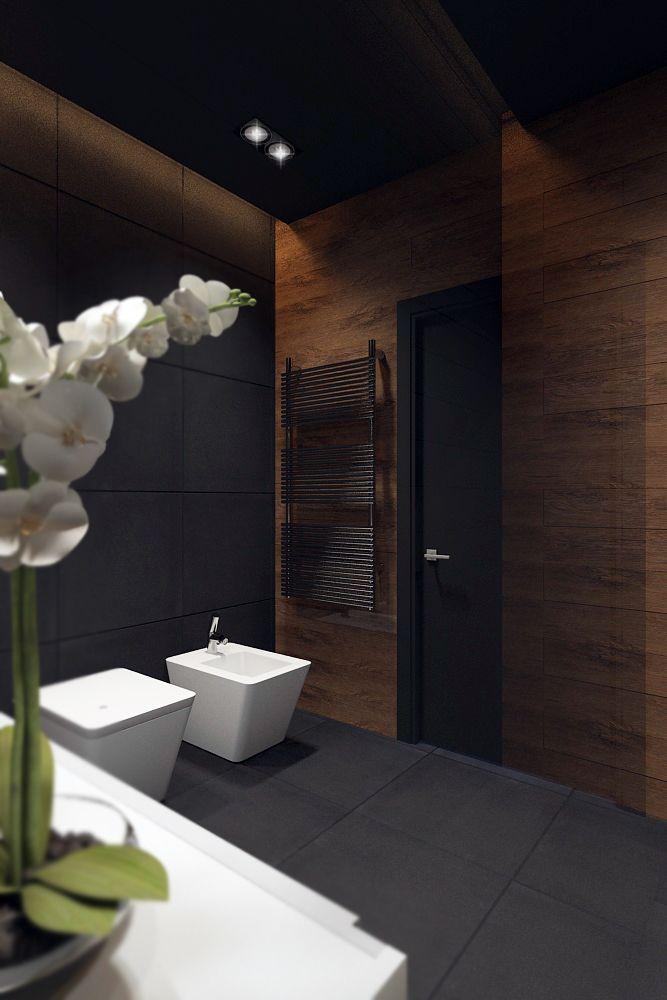 Bathroom Blackstyle On Behance Modern Bathrooms Interior Luxury Bathroom Master Baths Bathroom Design