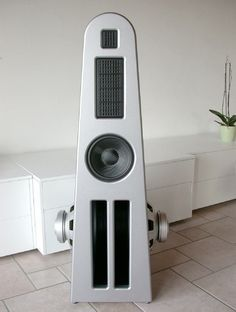 Audio RU-500 and 400 speakers