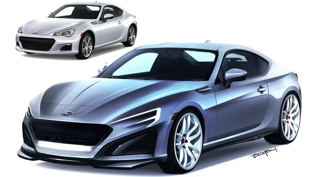 Subaru Brz 2021 Concept And Review Di 2021