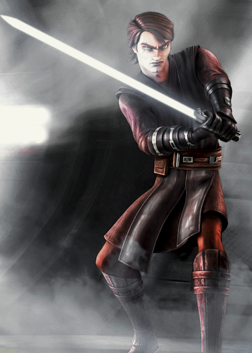 "mystarwars: "" Anakin Skywalker """