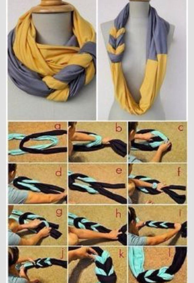 Awesome scarf!