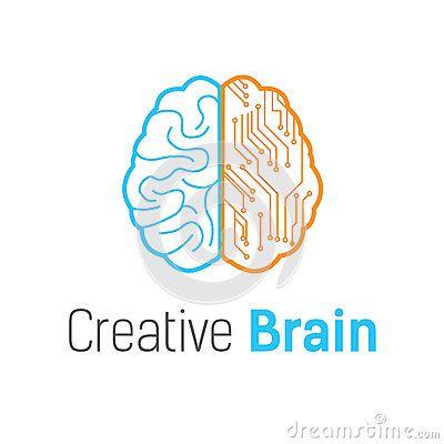 brain logo vector - google search   branding inspiration
