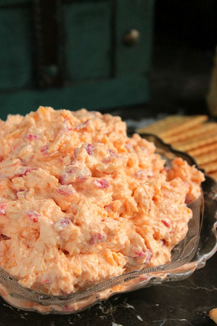 Homemade Pimento Cheese - Big Bears Wife  Furniture In -6152