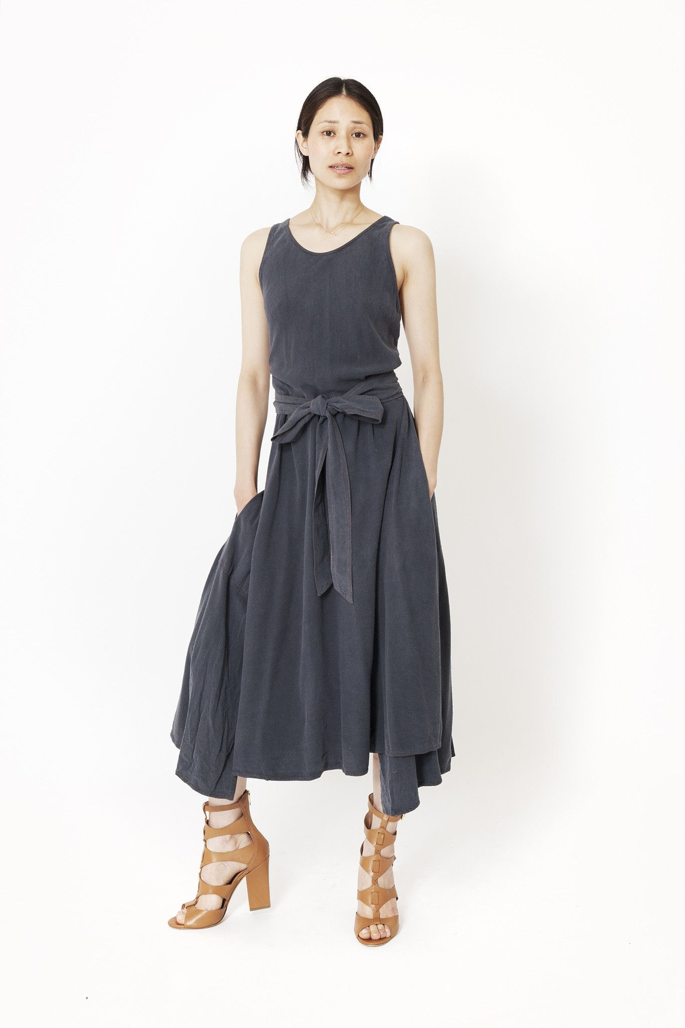 Wrap Dress (Midnight)