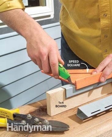 How to Install Vinyl Siding | Siding | Vinyl siding installation